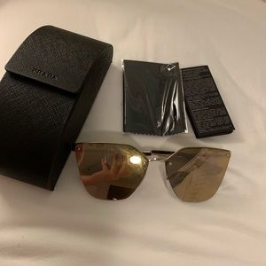 100% Authentic PRADA Cinema Evolution Sunglasses
